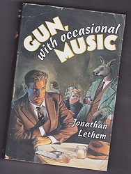 Gun, With Occasional MusicLethem, Jonathan - Product Image
