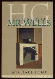 H.G.: The History of Mr WellsFoot, Michael - Product Image