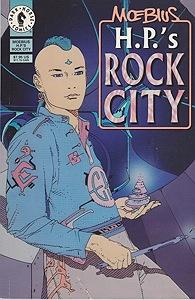 H.P.'s Rock CityGiraud, Jean Moebius - Product Image