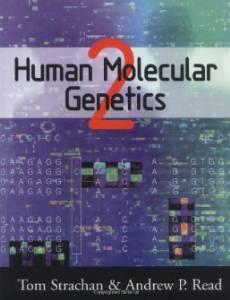HUMAN MOLECULAR GENETICSStrachan, T. - Product Image