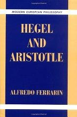 Hegel and AristotleFerrarin, Alfredo - Product Image