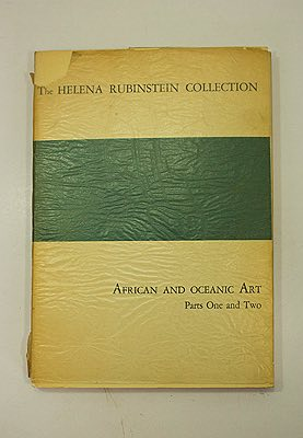 Helena Rubinstein Collection, The: African and Oceanic Art -  Parts One and TwoParke-Bernet Galleries - Product Image