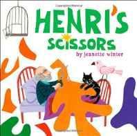Henri's ScissorsWinter, Jeanette, Illust. by: Jeanette Winter - Product Image