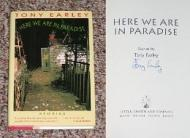 Here We Are In ParadiseEarley, Tony - Product Image