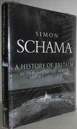 History of Britain at the Edge of the World, A: 3500 B.C. - 1603 A.D.Schama, Simon - Product Image