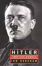 Hitler: 1889-1936 HubrisKershaw, Ian - Product Image