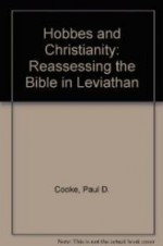Hobbes and Christianityby: Cooke, Paul D. - Product Image