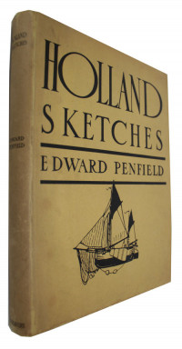 Holland SketchesPenfield, Edward - Product Image