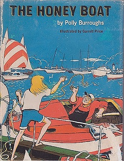 Honey Boat, TheBurroughs, Polly, Illust. by: Garrett  Price - Product Image