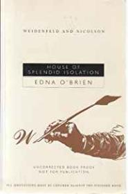 House of Splendid Isolationby: O'Brien, Edna - Product Image