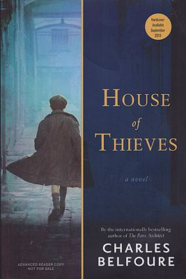 House of Thieves (SIGNED COPY)Belfoure, Charles - Product Image