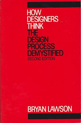How Designers Think - The Design Process DemystifiedLawson, Bryan  - Product Image