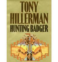 Hunting Badgerby: Hillerman, Tony - Product Image