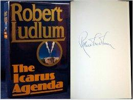 ICARUS AGENDA, THE Ludlum, Robert. - Product Image