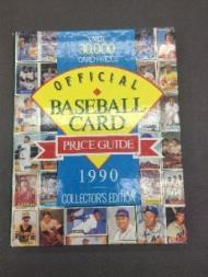 Illustrated Baseball Card Prc Guide 1990NA - Product Image
