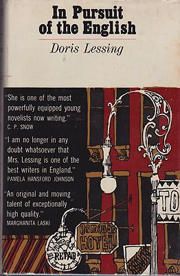 In Pursuit of the EnglishLessing, Doris - Product Image