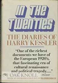 In the Twenties - The Diaries of Harry KesslerKessler, Harry - Product Image
