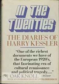 In the Twenties: The Diaries of Harry Kesslerby: Kessler, Harry - Product Image