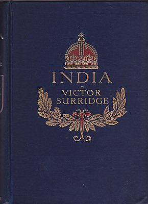 India: Romance of EmpireSurridge, Victor - Product Image