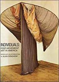 Individuals: Post-Movement Art in AmericaSondheim, Alan (Ed.) - Product Image