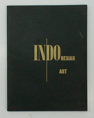 Indonesian Art - A Loan Exhibition from The Royal Indies Institute Amsterdam, The Netherlands - The Asia Institute, New York - October 31 t0 December 31, 1948Asia Institute - Product Image