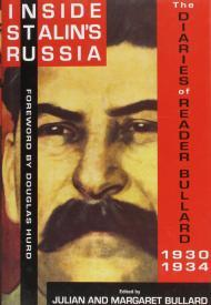 Inside Stalin's Russia: The Diaries of Reader Bullard 19301934Bullard, Julian & Margaet - Product Image