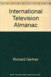 International Television AlmanacGertner, Richard - Product Image