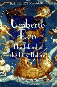 Island of the Day Before, TheEco, Umberto - Product Image