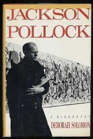 Jackson Pollock: A BiographySolomon, Deborah - Product Image