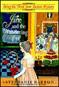 Jane and the Wandering Eye: Being the Third Jane Austen MysteryBarron, Stephanie - Product Image