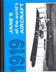 Jane's All the World's Aircraft 1919Jane, Fred T. and C.G. Grey - Product Image