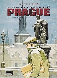 Jew in Communist Prague, A: 1 Loss of InnocenceGiardino, Vittorio, Illust. by: Vittorio Giardino - Product Image