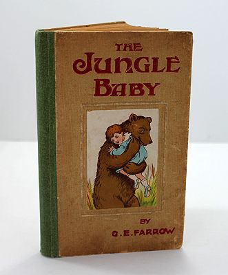 Jungle Baby, TheFarrow, G.E., Illust. by: E.M. and M.F. Taylor - Product Image