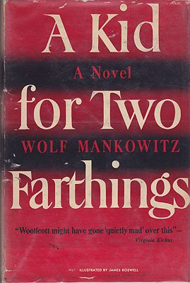 Kid for Two Farthings, AMankowitz, Wolf, Illust. by: James  Boswell - Product Image