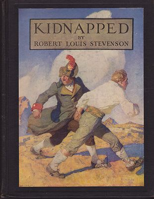KidnappedStevenson, Robert Louis, Illust. by: N.C.  Wyeth - Product Image