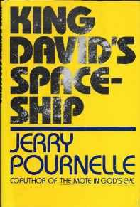 King David's SpaceshipPournelle, Jerry - Product Image