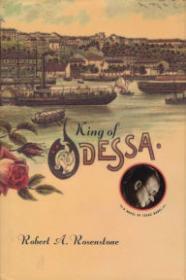 King of Odessa - A Novel of Isaac BabelRosenstone, Robert A. - Product Image