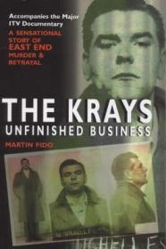 Krays Unfinished BusinessFido, Martin - Product Image