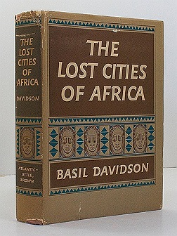 LOST CITIES OF AFRICA, THEDavidson, Basil - Product Image