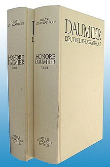 L'Oeuvre Lithographique: Honore Daumier (2 Volumes)n/a - Product Image