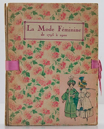 La Mode Feminine de 1795 a 1900n/a - Product Image