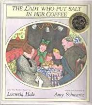 Lady Who Put Salt in Her Coffee, TheHale, Zucretia, Illust. by: Amy Schwartz - Product Image
