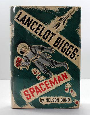 Lancelot Biggs: SpacemanBond, Nelson - Product Image