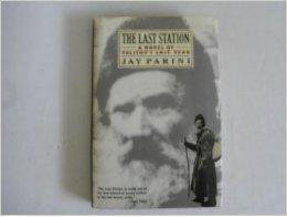 Last Station, The: A Novel of Tolstoy's Last YearParini, Jay - Product Image