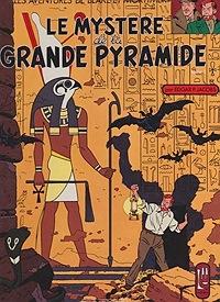 Le Mystere de la Grande Pyramide Tome 1 -  Les Adventures de Blake et MortimerJacobs, Edgar P., Illust. by: E.P. Jacobs - Product Image