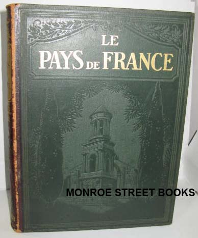 Le Pays De France (3 Vols.)Monmarche, Marcel and Lucien Tillion - Product Image