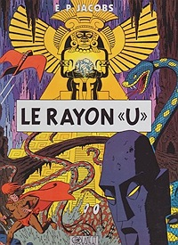 Le Rayon UJacobs, Edgar P., Illust. by: E.P. Jacobs - Product Image