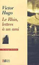 Le Rhin, Lettres  - Product Image