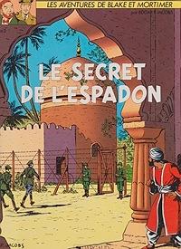 Le Secret de L'Espadon  Tome 2 -  Les Adventures de Blake et MortimerJacobs, Edgar P., Illust. by: E.P. Jacobs - Product Image