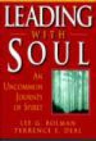 Leading With Soul: An Uncommon Journey of SpiritBolman, Lee G. - Product Image